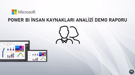Power BI Rapor Örneği: İnsan Kaynakları Analizi
