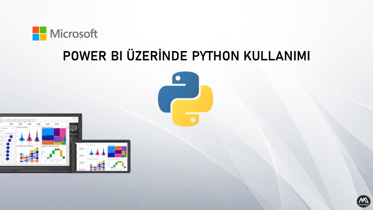 Power BI Üzerinde Python Kullanımı