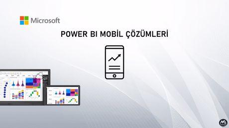 Power BI Mobil Çözümleri