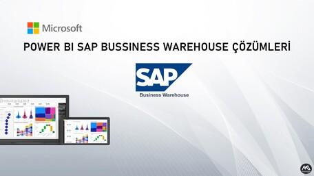 Power BI SAP Çözümleri
