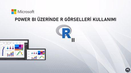 Power BI Üzerinde R Görsel Kullanımı